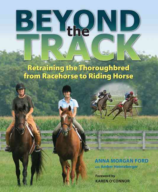 Beyond the Track By Ford, Anna/ Heintzberger, Amber
